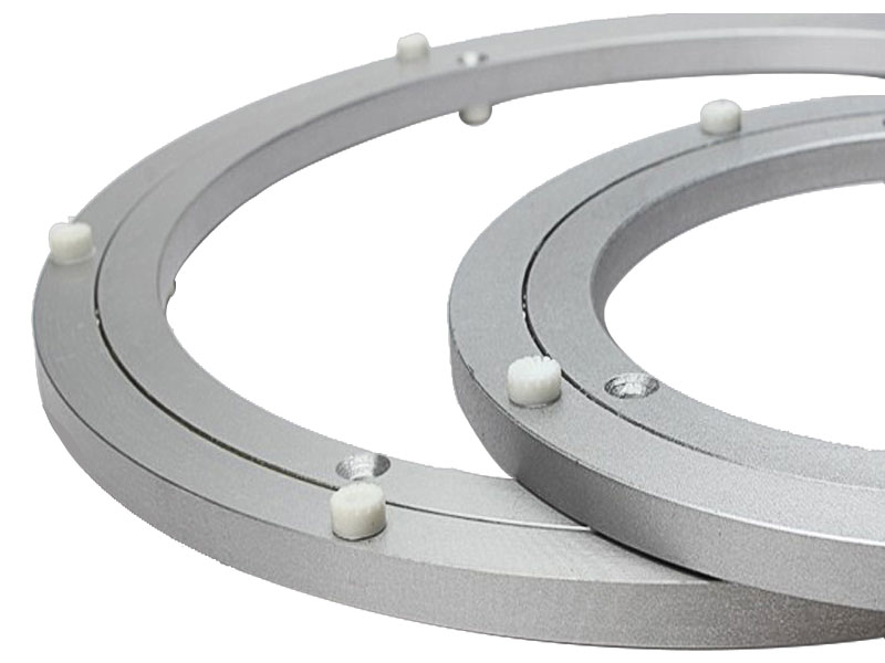 300mm 12 Standard Aluminum Lazy Susan Turntable