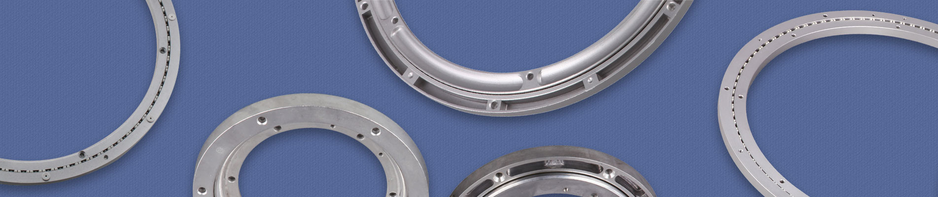 aluminum lazy susan bearings