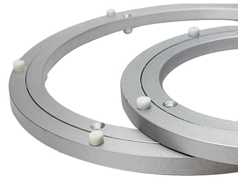 standard aluminum lazy susan bearings