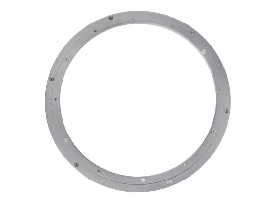 ffset Style aluminum lazy susan bearings