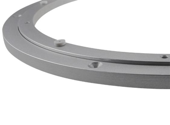 0ffset Style aluminum lazy susan bearings