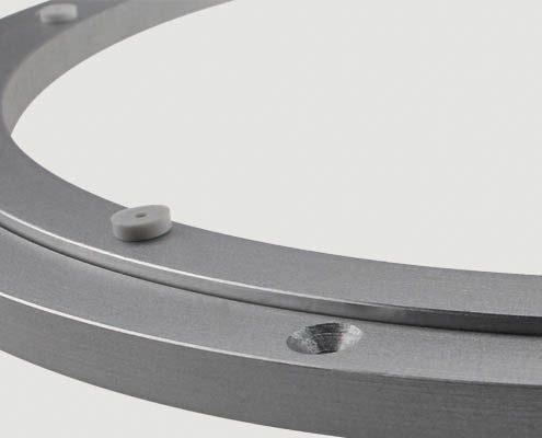 aluminum lazy susan bearing