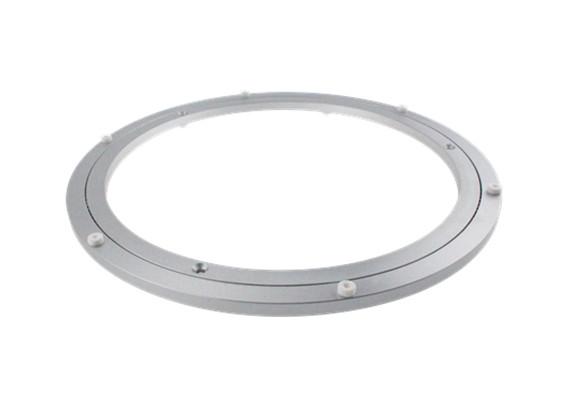 18 inch aluminum swivel