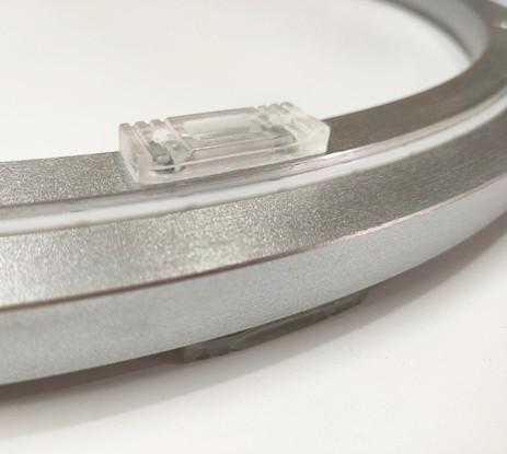silent metal mechanism